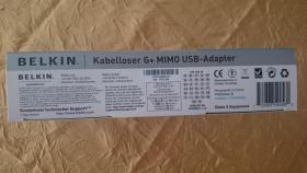 Foto 3 Belkin kabelloser USB Adapter