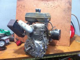 Benzinmotor Hydrojet Junior MAG GH 280   8 PS