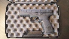 Beretta APX 4,5mm Stahl BB CO2 Blowback