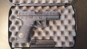 Foto 2 Beretta APX 4,5mm Stahl BB CO2 Blowback