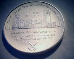 Bergwerks Münze