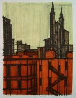 Bernard Buffet - New York VII