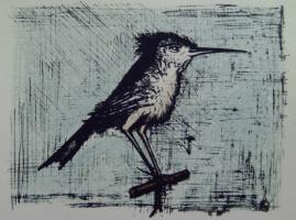 Bernard Buffet - The Sea-Swallow