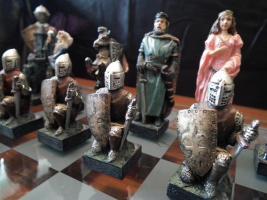 Besondere Schachbrett
