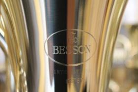 Foto 5 Besson Euphonium Mod. 767, voll kompensiert, Neuware inkl. Koffer