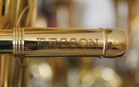 Foto 6 Besson Euphonium Mod. 767, voll kompensiert, Neuware inkl. Koffer