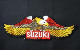 Bestickt Patch Suzuki Adler