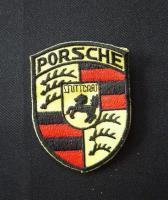 Bestickt Patches Porsche Patch