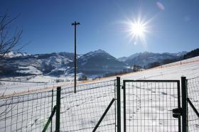 Foto 2 Bestlage Pinzgau, Ski-Piste, Panorama, Top Villa, Zweitwohnsitz, Zell am See /Kaprun / Walchen