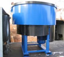 Betonmischer Mischer mit elektrischem Antrieb Mischmaschine Zementmischer 800L
