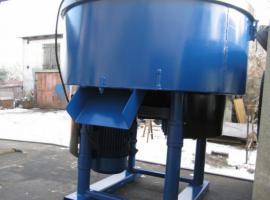 Foto 2 Betonmischer Mischer mit elektrischem Antrieb Mischmaschine Zementmischer 800L