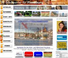 Betreiber (m/w) für Stadtportal Flensburg gesucht