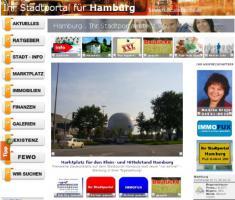 Betreiber (m/w) für Stadtportal Hamburg gesucht