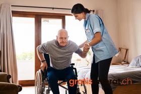 Betreuerin sucht Dauerstelle *24 Std. Pflege Zuhause