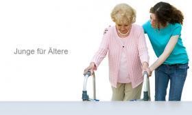 Betreuung und Pflege von Senioren so wie Körpermassagen & Fusspflege