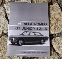 Foto 3 Betriebsanleitung Alfa Romeo Bertone GT 1969