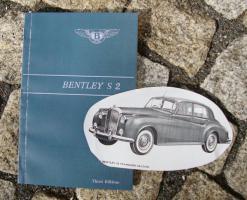 Betriebsanleitung Bentley S 2 (Rolls-Royce Silver Cloud II)