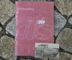 Foto 3 Betriebsanleitung Citroen DS 19 (1965) 84 PS