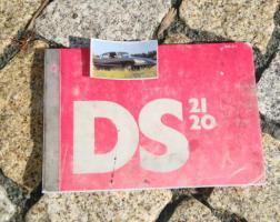 Foto 7 Betriebsanleitung Citroen DS 19 (1965) 84 PS