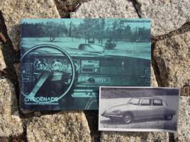 Foto 10 Betriebsanleitung Citroen DS 19 (1965) 84 PS