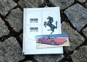 Betriebsanleitung Ferrari 308 GTB GTS 1978