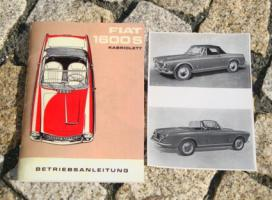 Foto 2 Betriebsanleitung Fiat 600 D Multipla Oldtimer / 1961