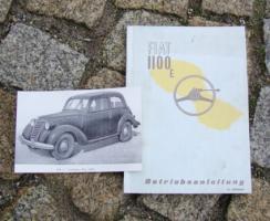 Foto 7 Betriebsanleitung Fiat 600 D Multipla Oldtimer / 1961