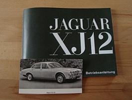 Foto 3 Betriebsanleitung Jaguar XJ 12 Lim. / Coupé (1974) Serie 2