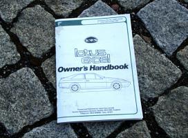 Betriebsanleitung Lotus Excel / 1985