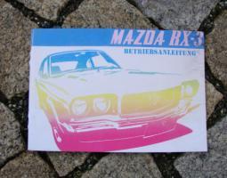 Foto 2 Betriebsanleitung Mazda RX-7 Coupé 1979