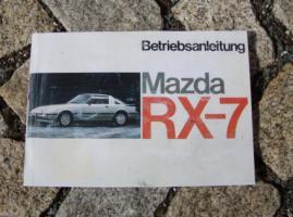 Foto 5 Betriebsanleitung Mazda RX-7 Coupé 1979