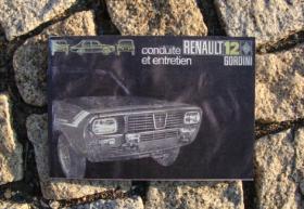 Foto 2 Betriebsanleitung Renault Caravelle Cabriolet 1962 (R1131)
