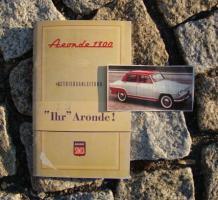 Betriebsanleitung Simca Aronde 1300 (1956)