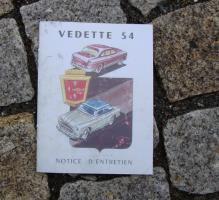 Foto 5 Betriebsanleitung Simca Aronde 1300 (1956)