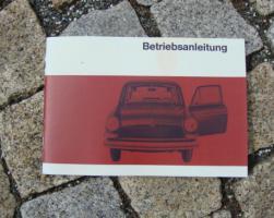 Betriebsanleitung VW 1600 L TL Variant / 1969 Typ 3 Oldtimer