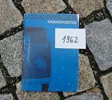 Foto 8 Betriebsanleitung VW TRANSPORTER BUS T1 / 1963