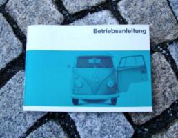 Foto 10 Betriebsanleitung VW TRANSPORTER BUS T1 / 1963