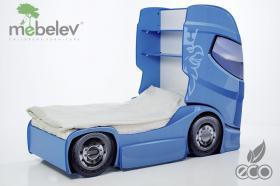Etagenbett Autobett Bussy Kinderbett : Autobett holz affordable roadster autobetten montage