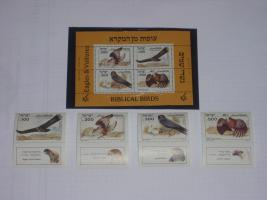 Biblische Vögel/ Israel