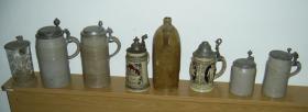 Bierkrug Sammlung
