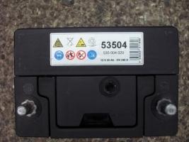 Foto 2 Biete Autobatterie 12V 35Ah EN 240A neu