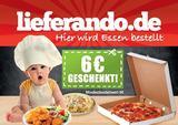 Biete Gutscheincode mit 6.- € Rabatt für Ihre nächste Pizzabestellung