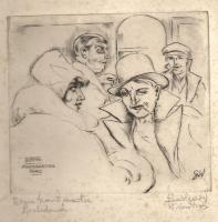 Biete Probedrucke und original Radierungen von Gerhart Windisch und Radierungen von Ernst Gerhard.