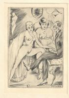 Foto 2 Biete Probedrucke und original Radierungen von Gerhart Windisch und Radierungen von Ernst Gerhard.