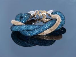 Biete neues Luxury Stardust Nylon Fletch Armband