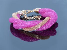 Foto 3 Biete neues Luxury Stardust Nylon Fletch Armband