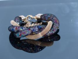 Foto 4 Biete neues Luxury Stardust Nylon Fletch Armband