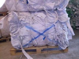 Kaputte Big Bags zum recyceln