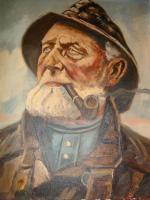 Bild '' Der Fischer ''