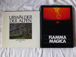 Bildband Urwälder der Alpen und Flamma magica